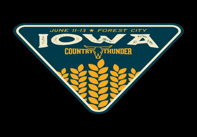 Country Thunder Iowa Jun 11-13!