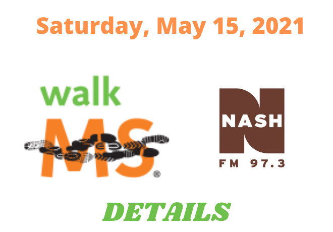 WALK MS DES MOINES 2021 IS HAPPENING TODAY