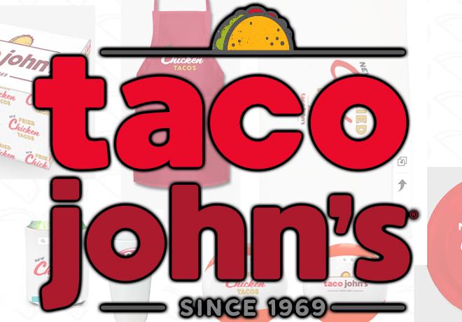 Enter to Win a Taco Johns Swag Box!