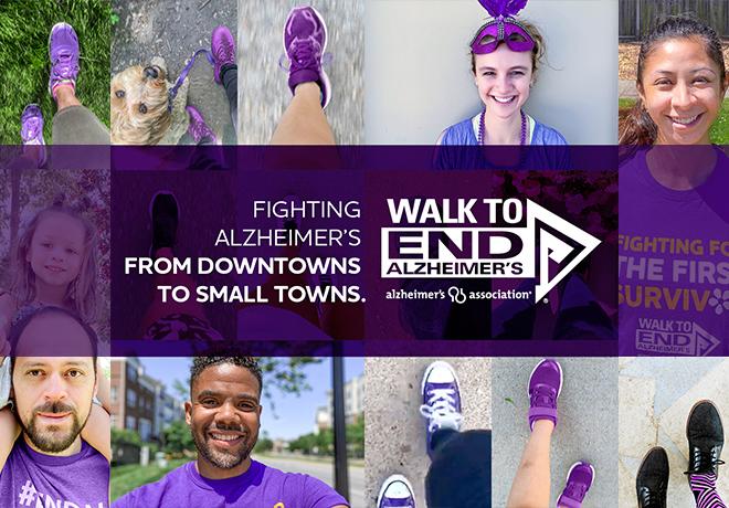2021 Walk to End Alzheimer's, Sept 25!