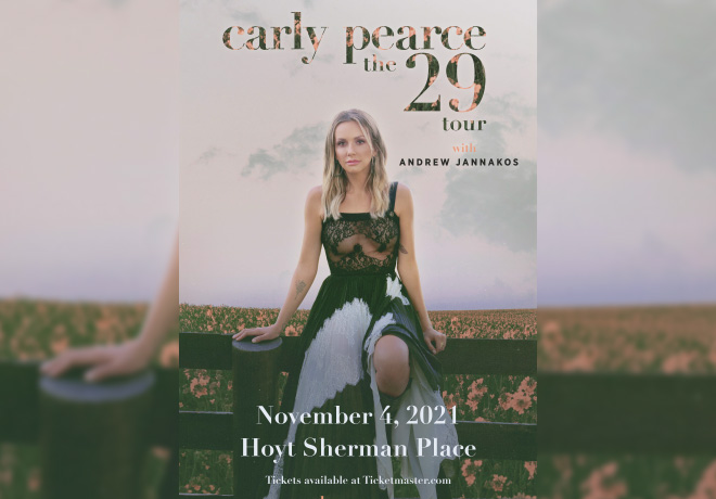 Win Carly Pearce Tickets!
