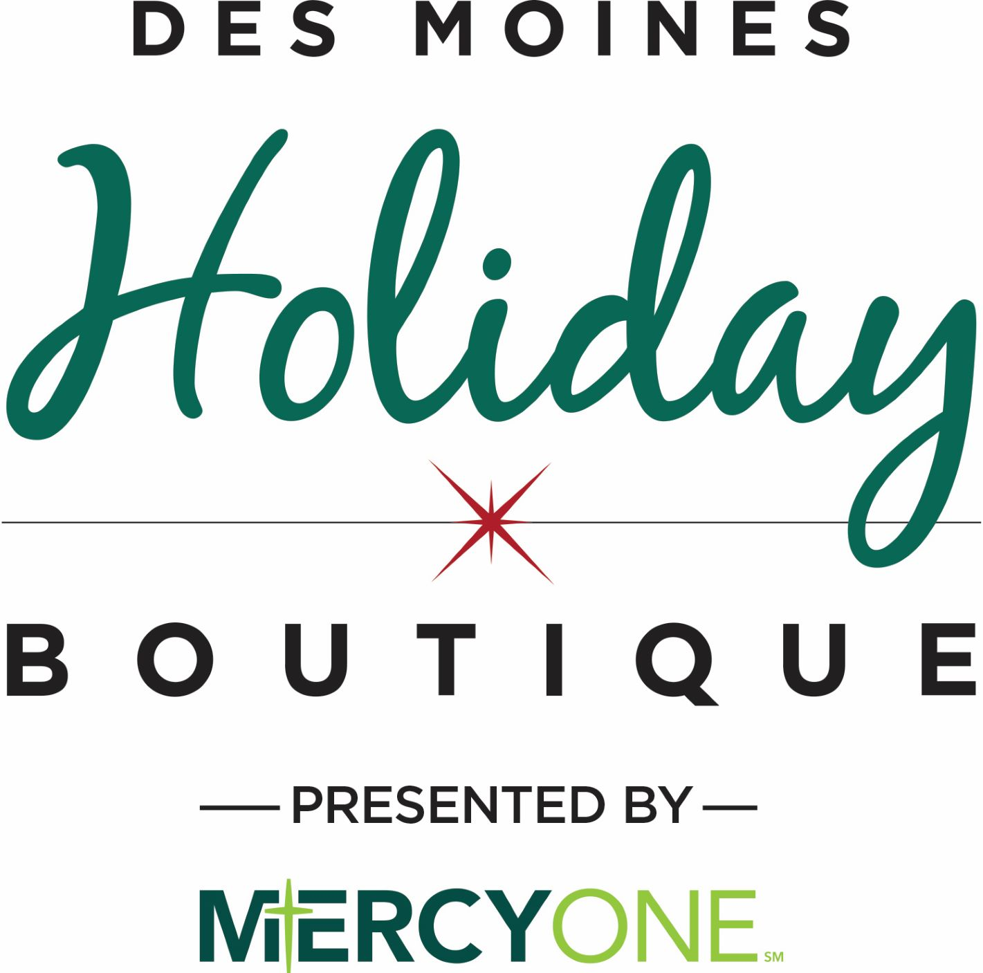 Enter to Win 4 Admission Passes to The Des Moines Holiday Boutique!