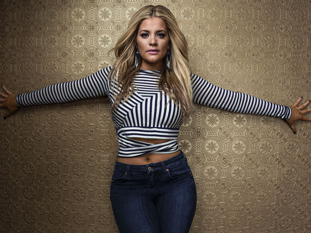 "Lauren Alaina Overcomes Eating Disorder to Find the ""Road Less Traveled"""