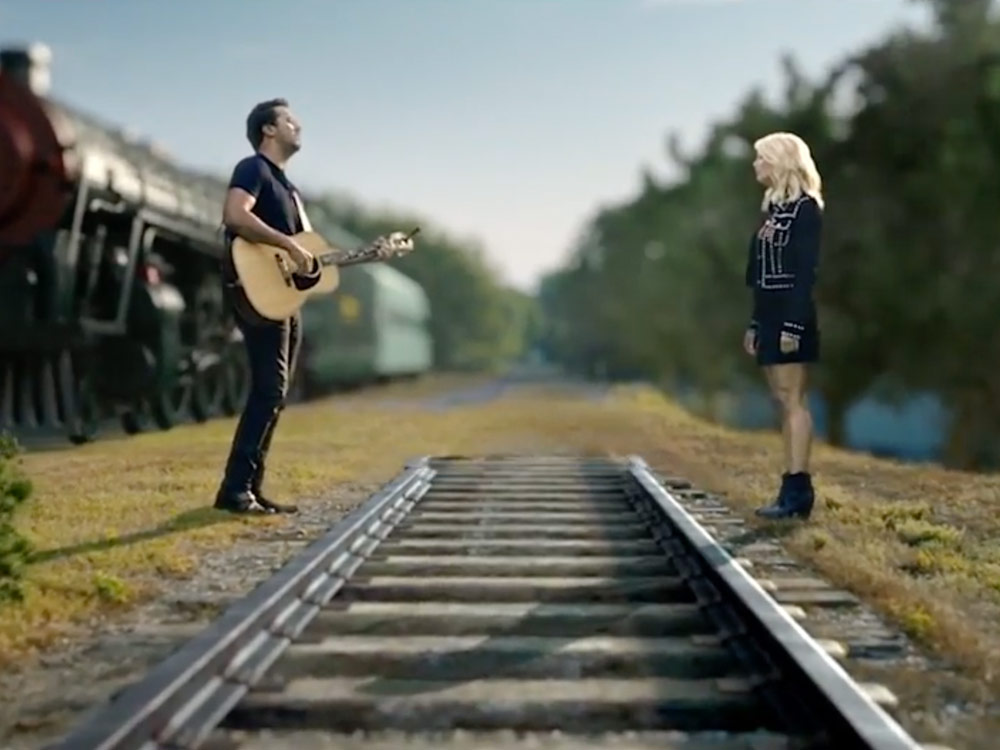 """Watch New """"Forever Country"""" Music Video With George Strait, Dolly Parton, Willie Nelson, Carrie Underwood & More"""
