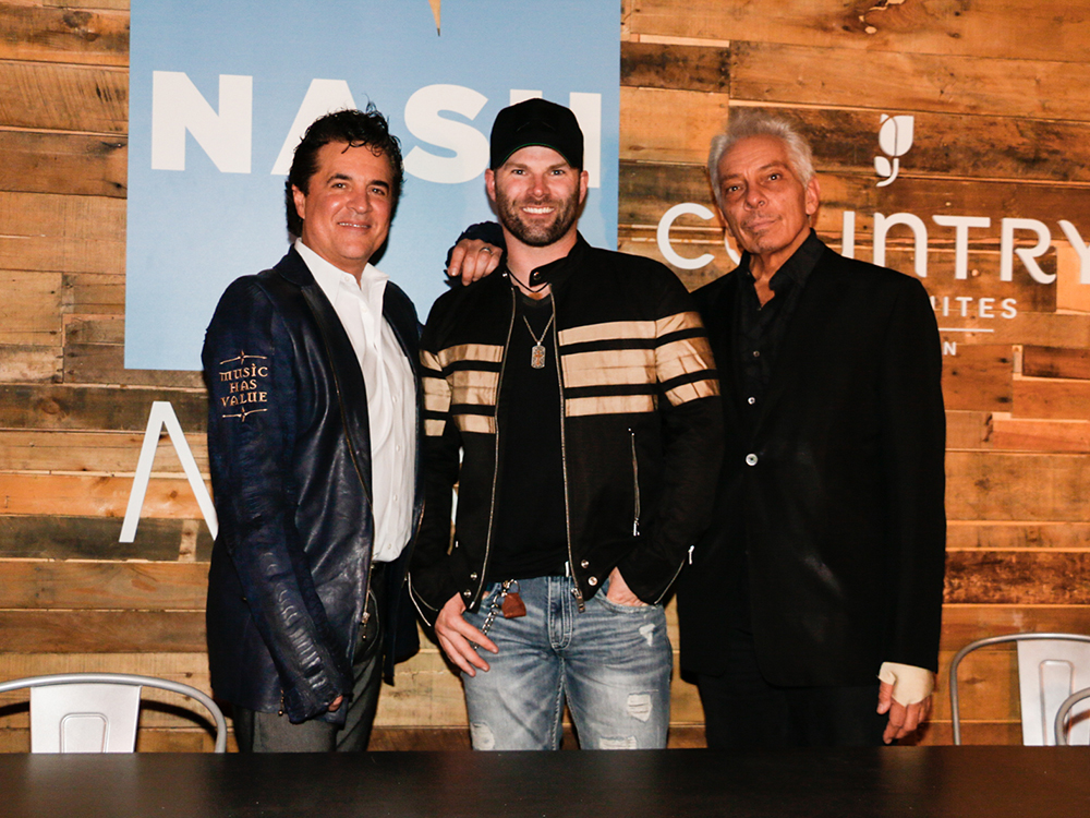 Todd O'Neill Wins Nash Next 2016 Challenge, Signs Big Machine Record Contract & More
