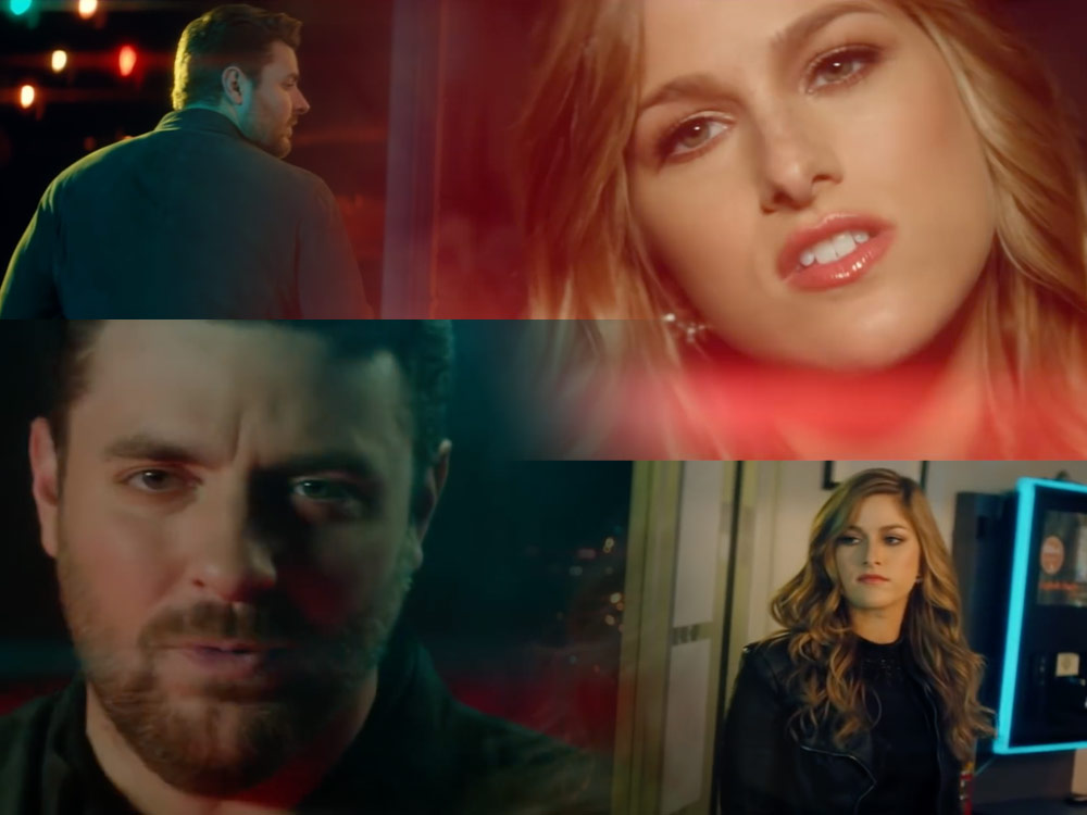 """""""Nash Country Daily"""" Readers Vote Chris Young & Cassadee Pope's """"Think of You"""" the Best Country Single of 2016"""