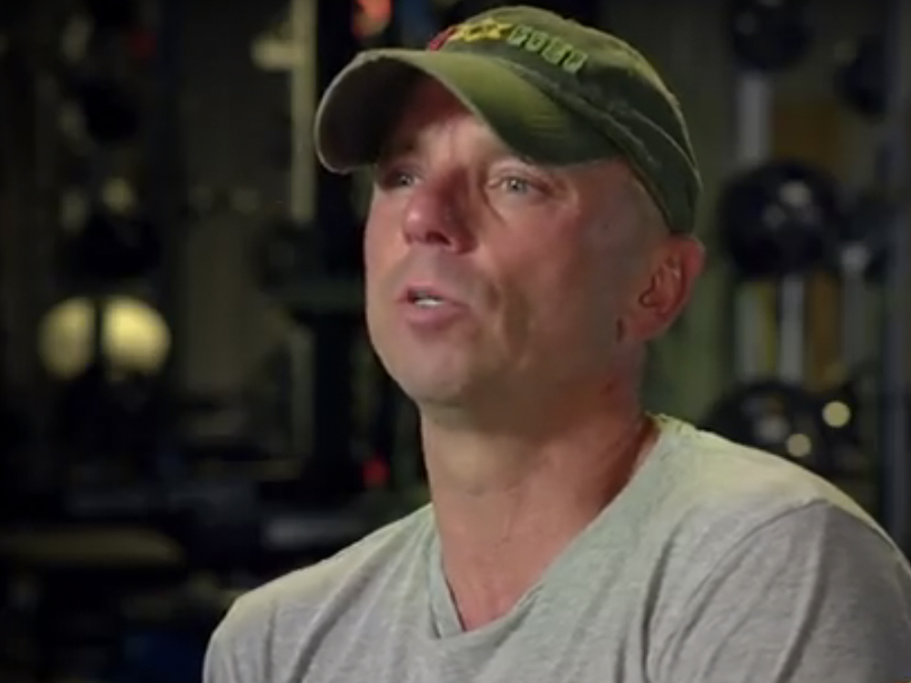 Kenny Chesney to Appear in New Movie in Theaters on Jan. 8