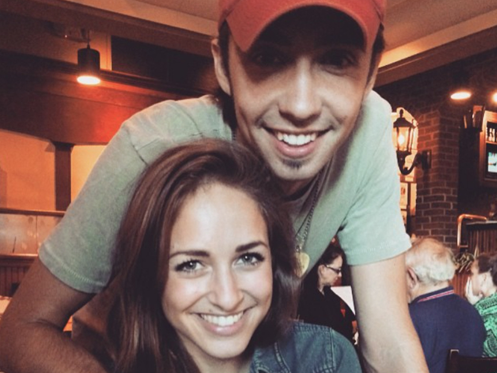 Mo Pitney and Wife Emily Welcome Baby Girl, Evelyne Nadine