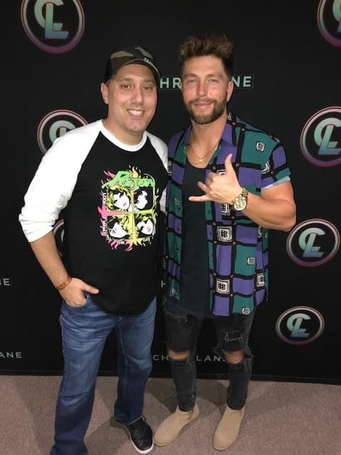 Don't Miss Chris Lane Friday Night in Des Moines [VIDEOS]