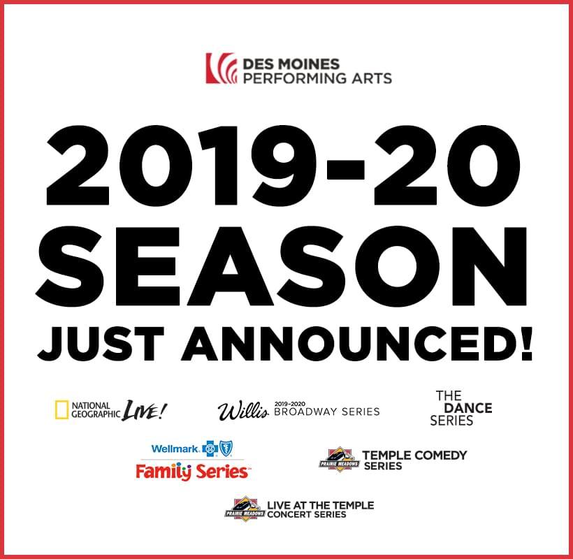 2019-20 Willis Broadway Series