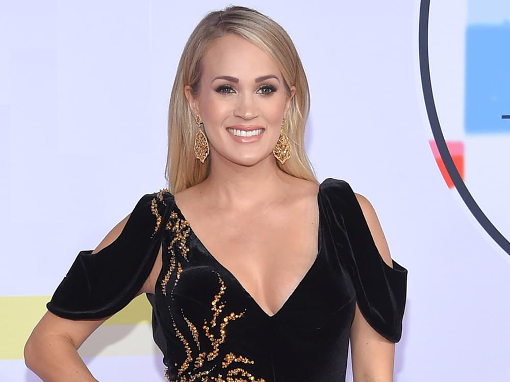 """Watch Carrie Underwood Sparkle During Performance of """"Southbound"""" on Season Finale of """"American Idol"""""""