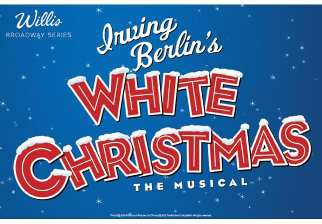 Irving Berlin's White Christmas The Musical Makes Stop in Des Moines November 19-24th