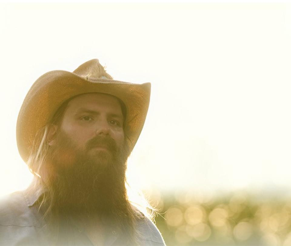 Chris Stapleton at the Iowa State Fair