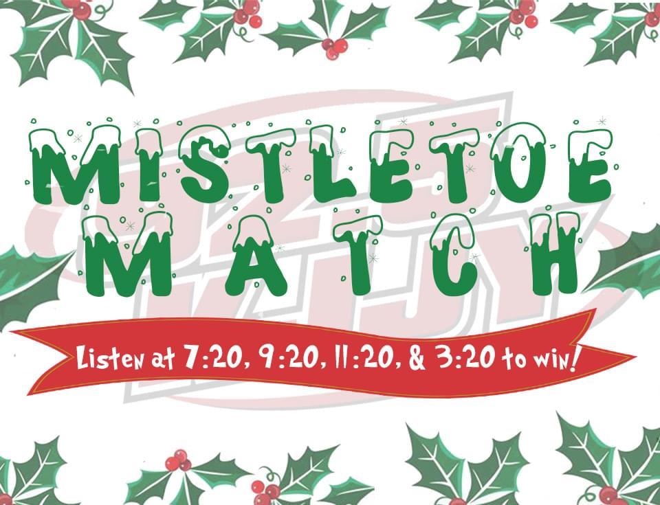 Mistletoe Match Homepage Image 2019