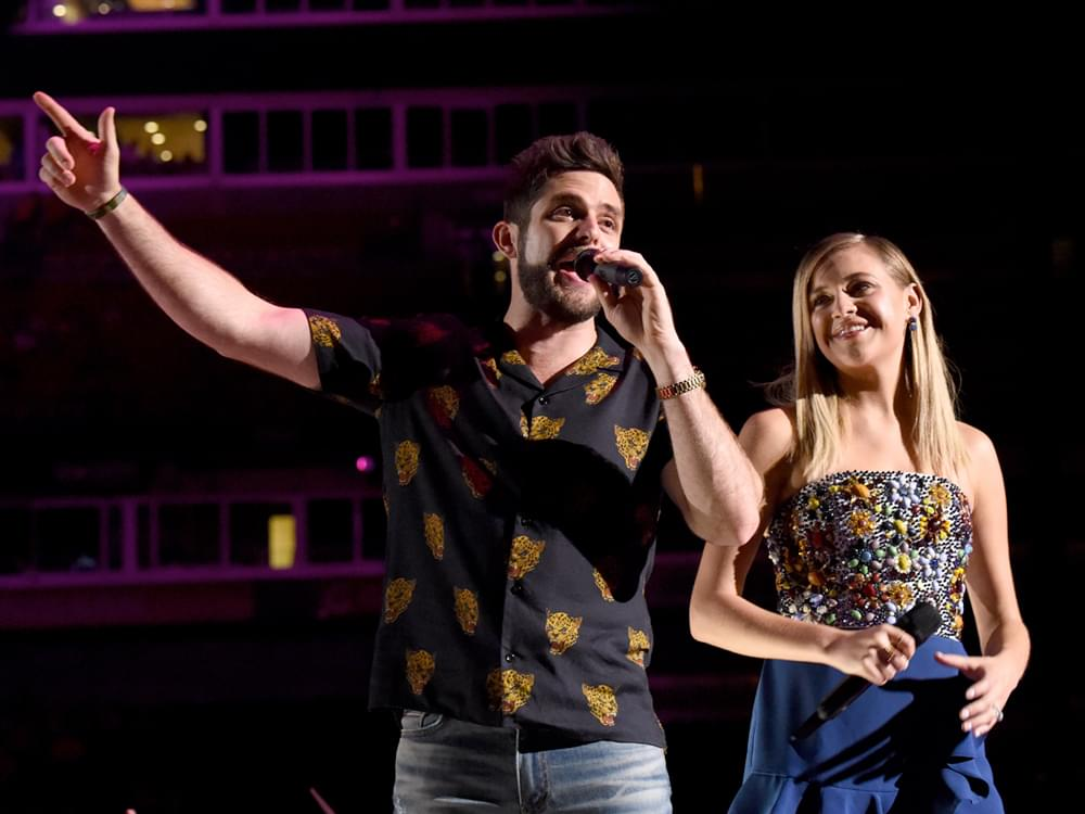 Prediction: Thomas Rhett & Kelsea Ballerini Will Co-Host the 2020 CMA Awards (Just a PREDICTION)
