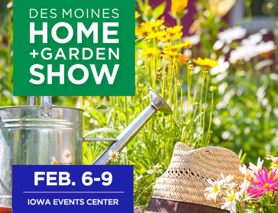Ticket Tuesday Sweet Deal – Des Moines Home & Garden Show!