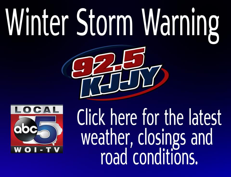 Winter Weather Report – 1/17/2020