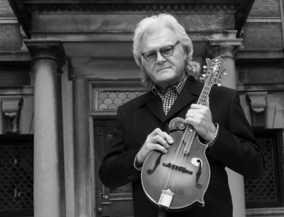 (POSTPONED TO OCTOBER 29TH)Ricky Skaggs at Hoyt Sherman Place