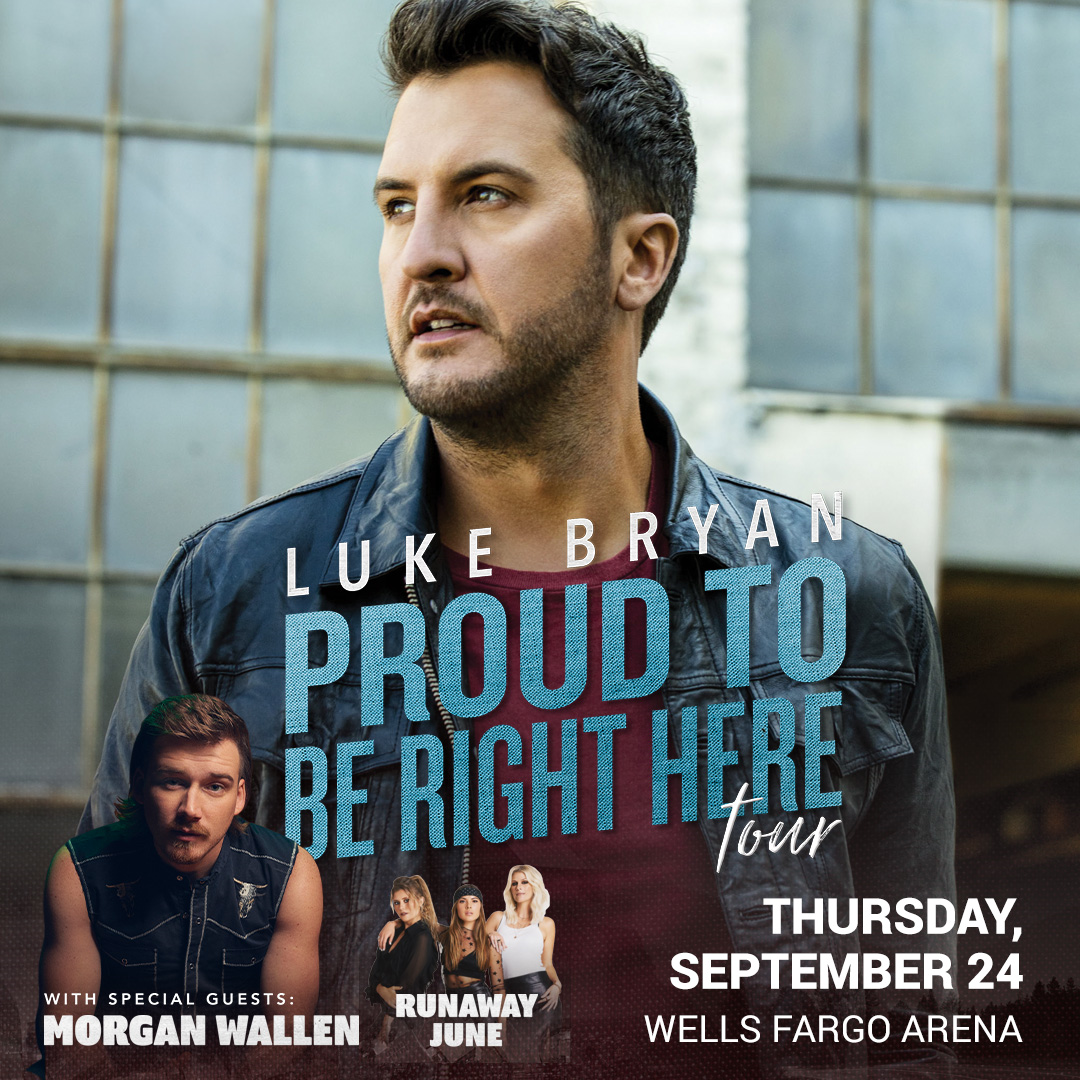 (CANCELLED) Luke Bryan at Wells Fargo Arena