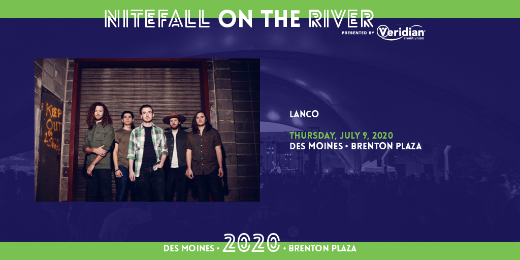 LANCO at Nitefall on the River