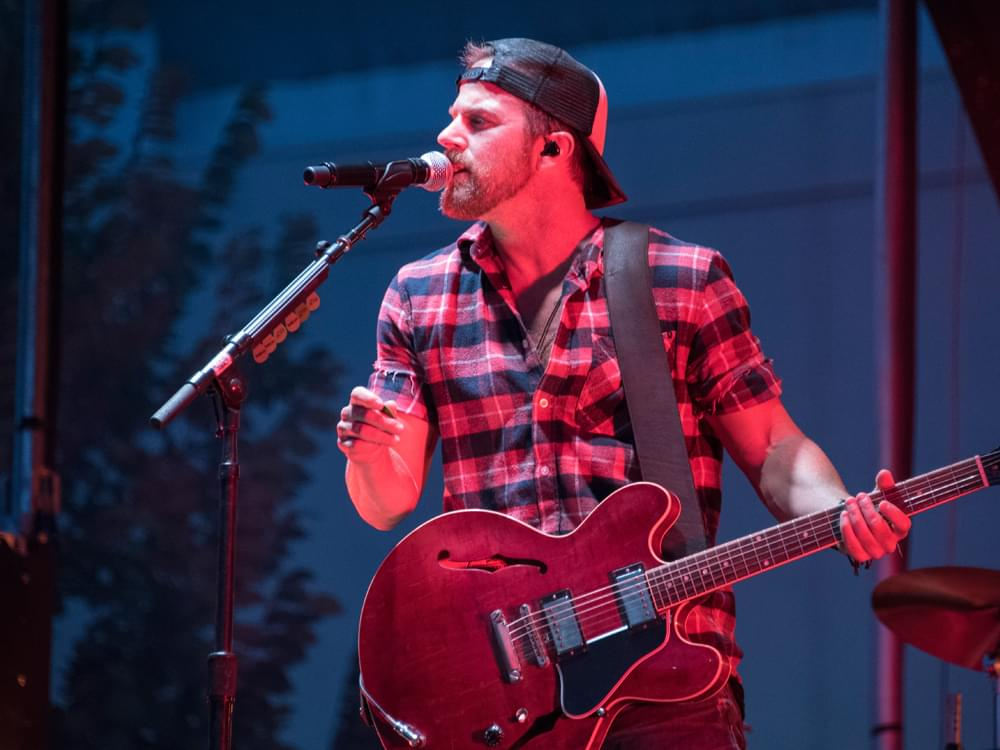 "Kip Moore Announces 4th Studio Album, ""Wild World"""