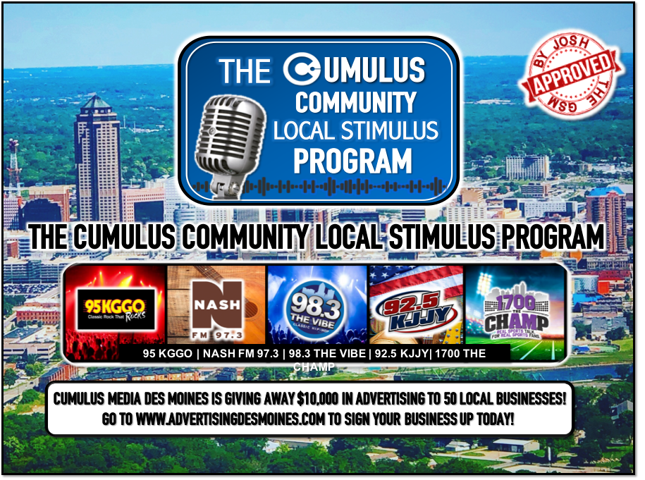 Cumulus Community Local Stimulus Program