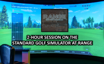 Range Golf Simulator Sweet Deal
