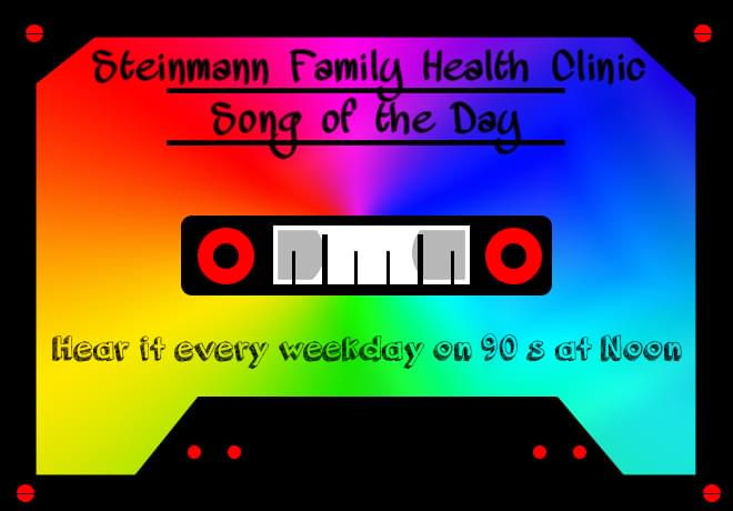 Steinmann Song of the Day
