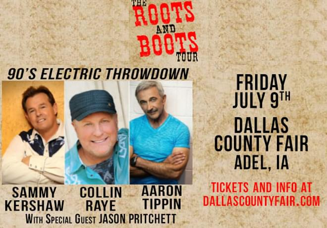 Sweet Deal Dallas County Fair Roots & Boots Concert