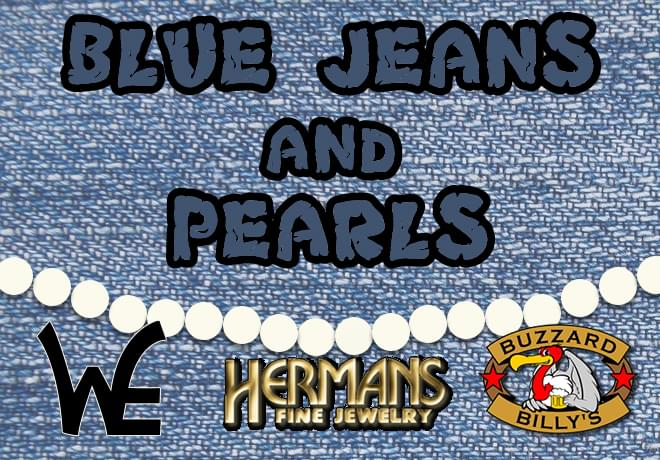 Blue Jeans and Pearls