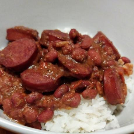 Tony Conrad's Red Beans & Rice