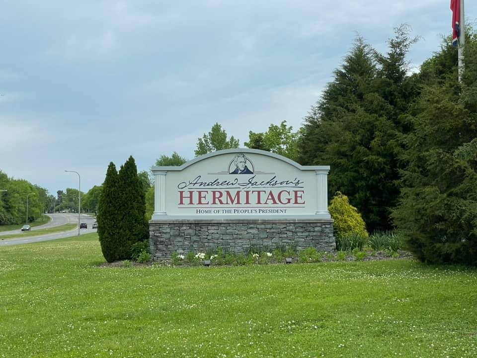 Nashville Stop #4 'Andrew Jackson's Hermitage' [PHOTOS]