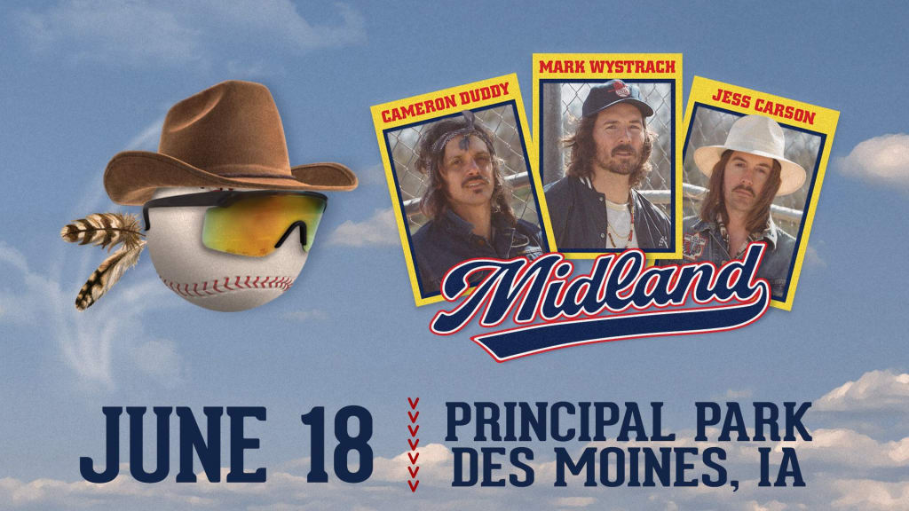 Enter To Win Midland Tickets