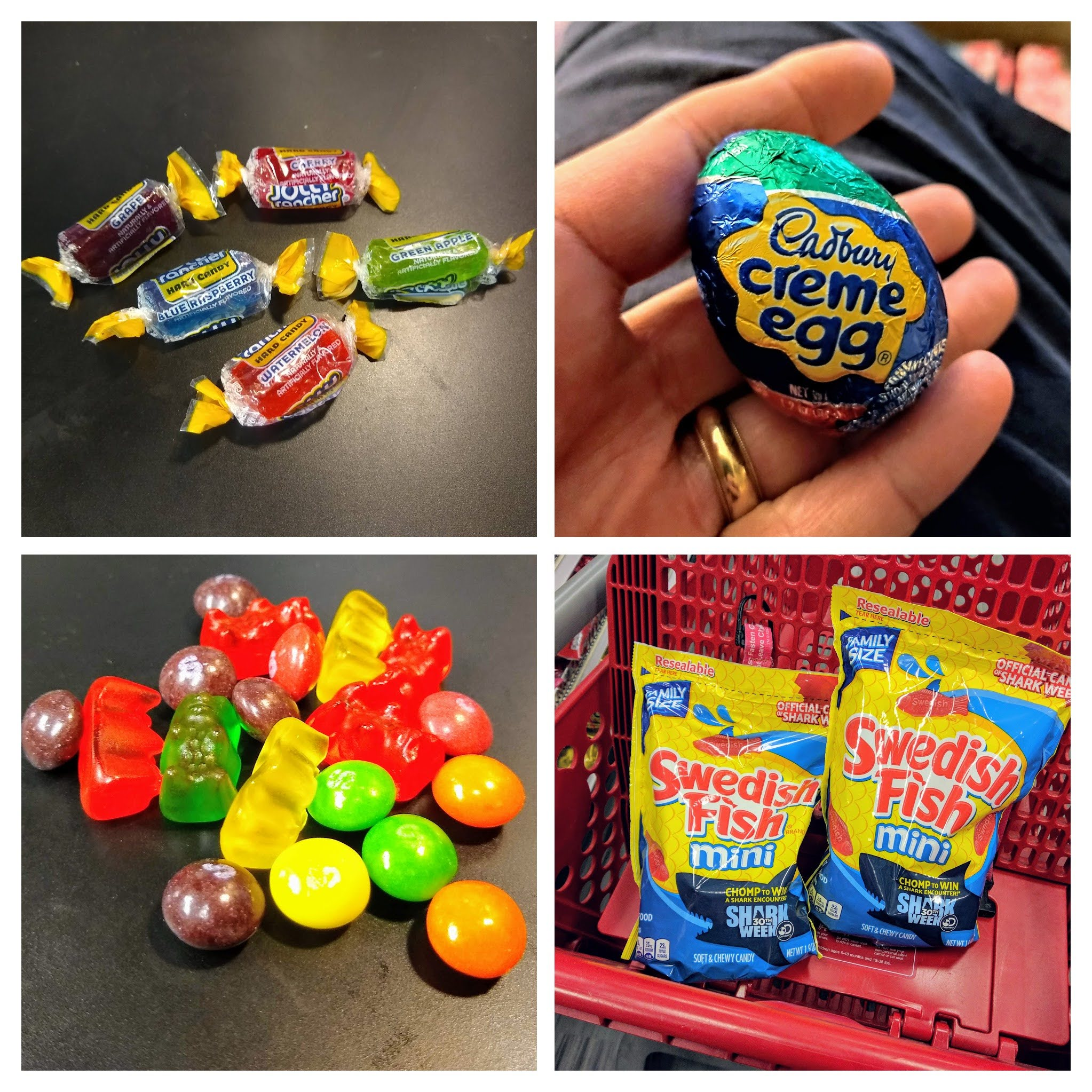 Tony's Top 10 Favorite Candy