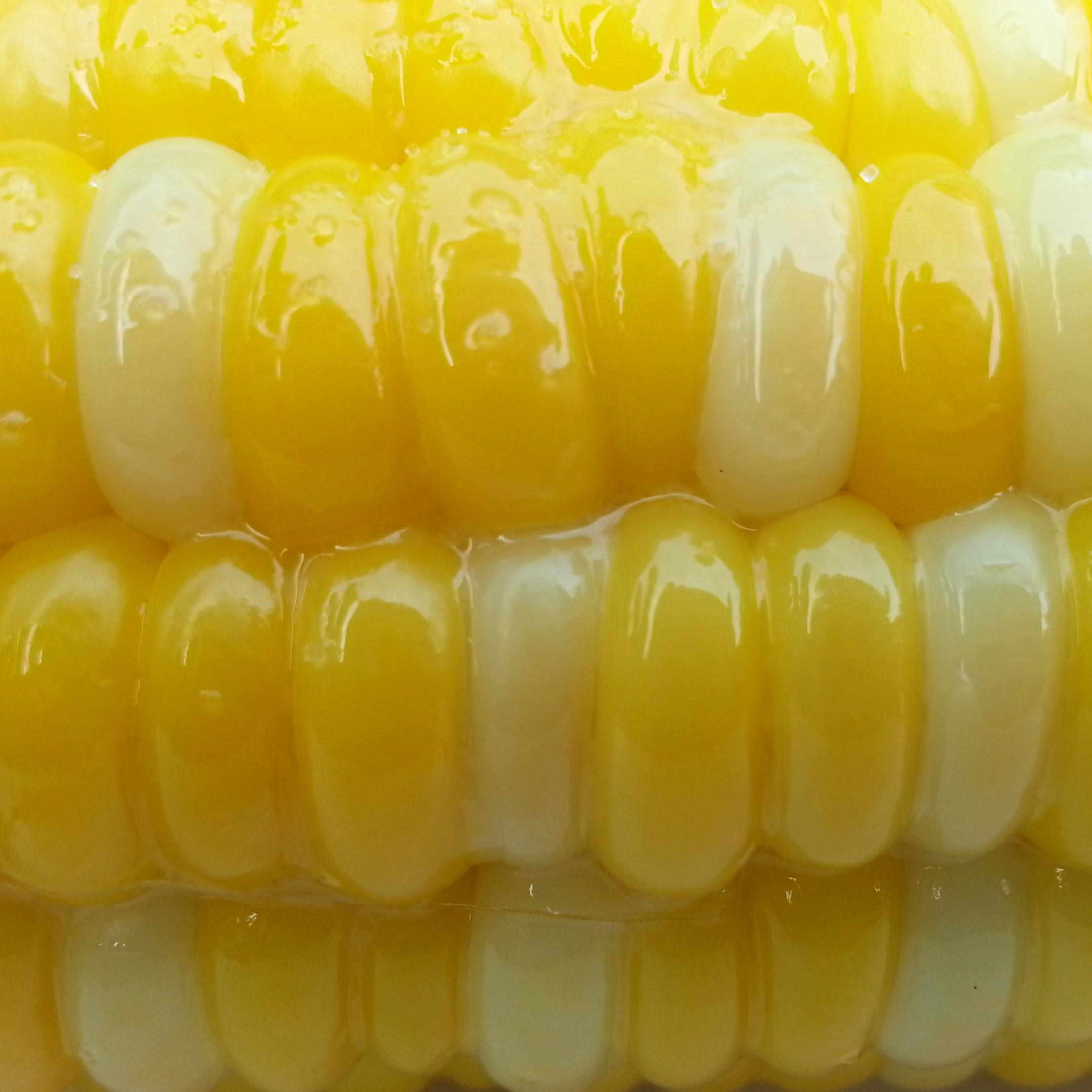 Air Fried Sweet Corn