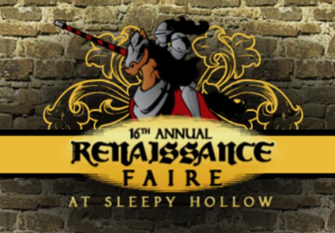 Sweet Deal Ticket Tuesday Sleepy Hollow Renaissance Fair