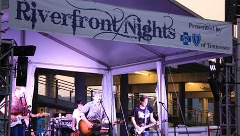 Riverfront Nights 2014 Summer Music Series