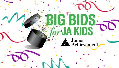 Big Bids for JA Kids