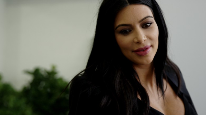 Exclusive: Get dressed with Kim Kardashian