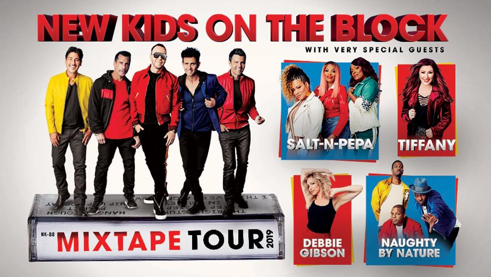 New Kids on the Block Bring '80s Fun Next Summer to Des Moines