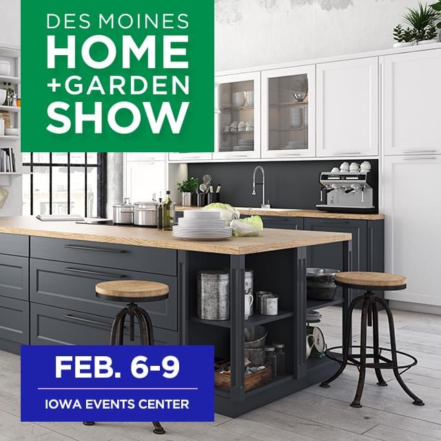 Des Moines Home and Garden Show