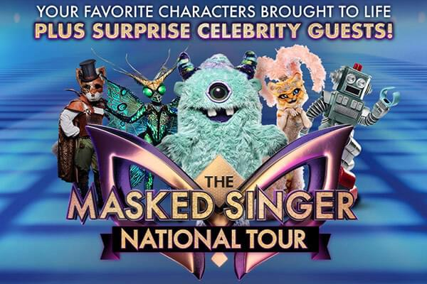 THE MASKED SINGER TOUR ARRIVES IN DES MOINES THIS SUMMER