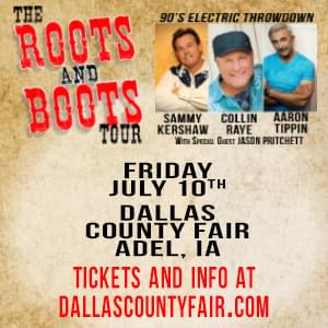 Dallas County Fair Ticket Tuesday Sweet Deal
