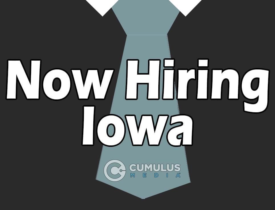 Now Hiring Iowa