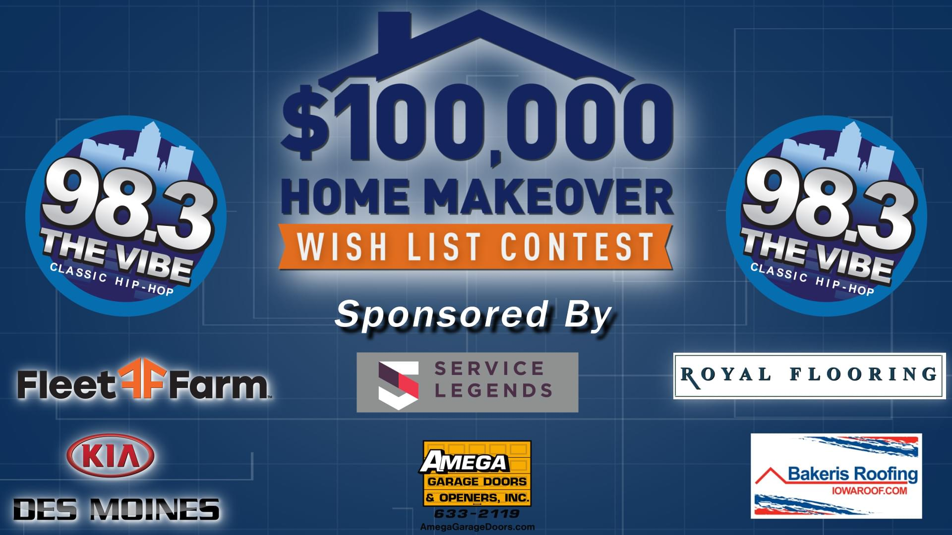 Home Makeover Wish List Contest