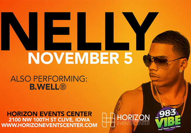 Nelly at Horizon Events Center