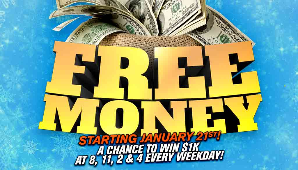 Winter Collective Free Money