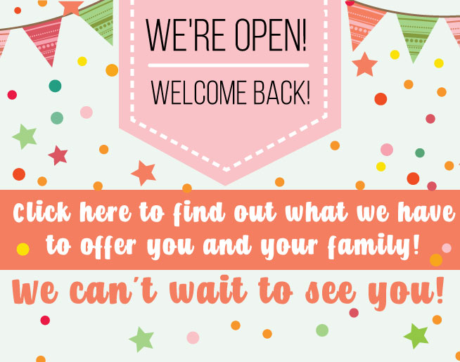 Local Businesses Welcome You Back!