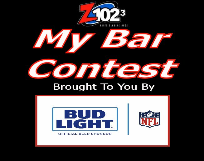 My Bar Contest with Z102 3 & Bud Light!