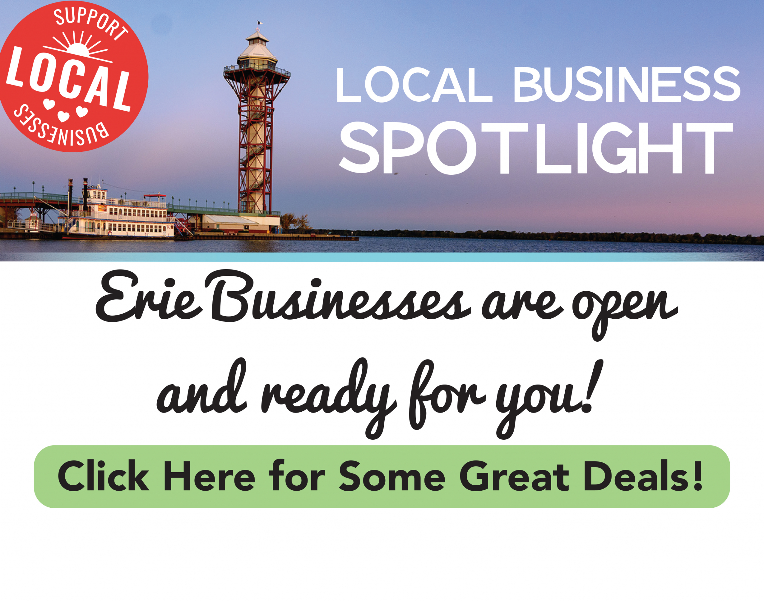 Local Businesses are waiting for You!